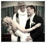 Our Golden Wedding Moment