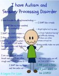Autism and Sensory Processing Disorder